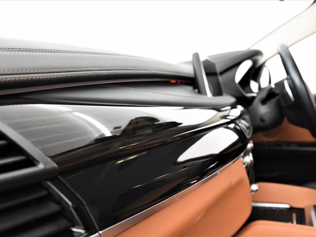 xDrive 35i デザインピュアエクストラヴァガンス 黒茶コンビ革 フロントコンフォートシート アクティブクルーズコントロール レザーフィニッシュダッシュボード 純正HDDナビ フルセグ LEDヘッドライト 20インチ(70枚目)