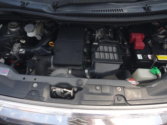 スズキ ワゴンRスティングレー 4WD T ターボ