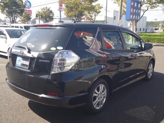 「ホンダ」「フィット」「ステーションワゴン」「鳥取県」の中古車8
