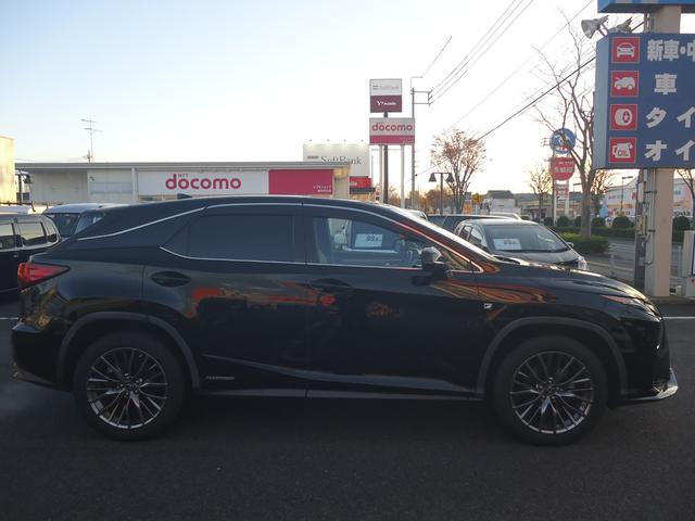 「レクサス」「RX」「SUV・クロカン」「鳥取県」の中古車4