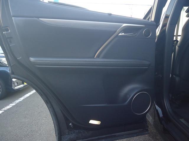 「レクサス」「RX」「SUV・クロカン」「鳥取県」の中古車27