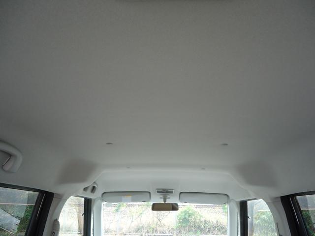 G AC エアバック パワーステアリング パワーウィンドウ サイドエアバッグ ABSキーレス スマートキー 衝突安全ボディ 盗難防止システム ベンチシート フルフラット CD(12枚目)