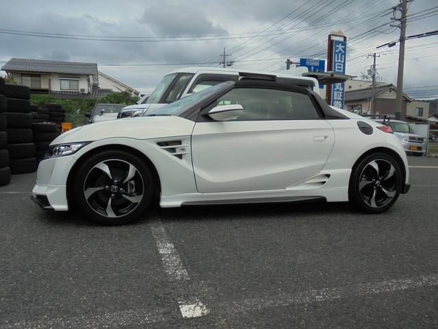 「ホンダ」「S660」「オープンカー」「鳥取県」の中古車2