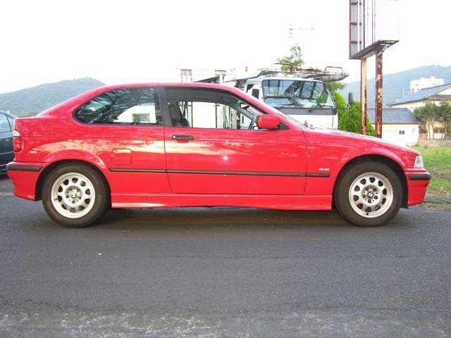 BMW BMW 318ti セレクション 革シート 女性ワンオーナー 禁煙