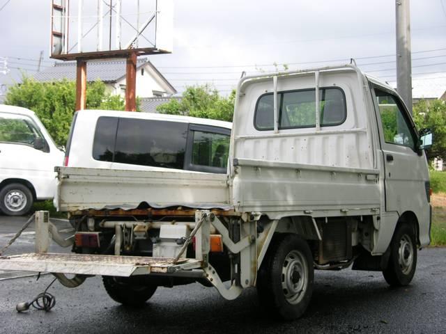 ダイハツ ハイゼットトラック 垂直パワーゲート付  オートマチック