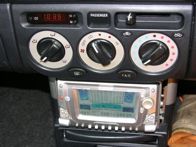 ミッドシップエンジン2シーター オープンカー5速ミッション(16枚目)