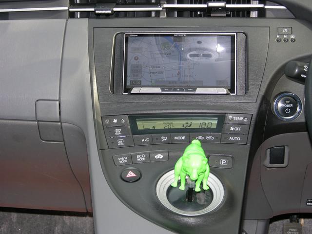トヨタ プリウス G 車高調 ナビTV 足回り強化 社外18AW