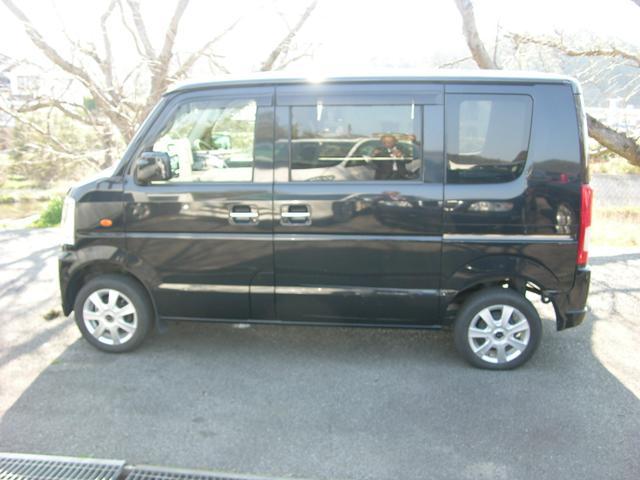 スズキ エブリイワゴン JP  ワゴンのエブリ ブラックカラー