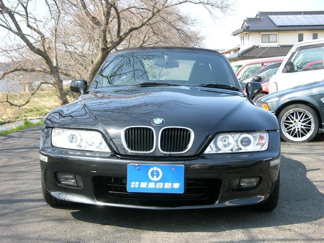 BMW BMW Z3ロードスター 2.2i特別装備車 エディション2  オープンカー