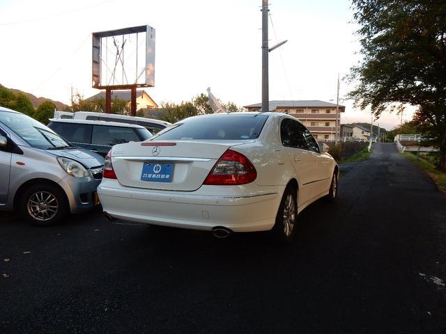 E300ワンオーナー禁煙車輌 右ハンドルナビTV 電動シート(7枚目)
