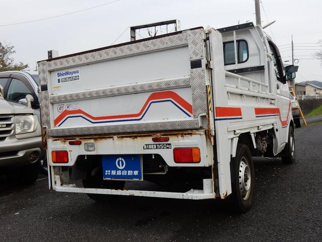 「マツダ」「スクラムトラック」「トラック」「島根県」の中古車8