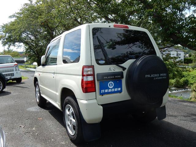 「三菱」「パジェロミニ」「コンパクトカー」「島根県」の中古車9