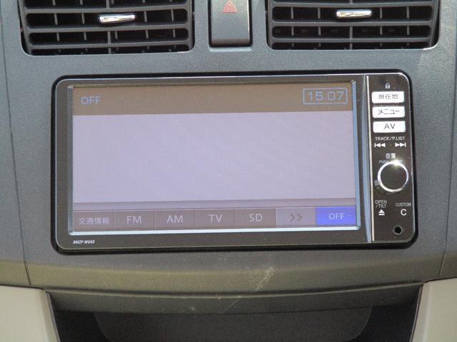 Xターボ メモリーナビ フルセグ ETC 1オーナー 禁煙車(18枚目)
