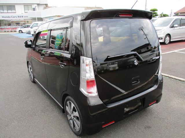 「スズキ」「ワゴンRスティングレー」「コンパクトカー」「島根県」の中古車7