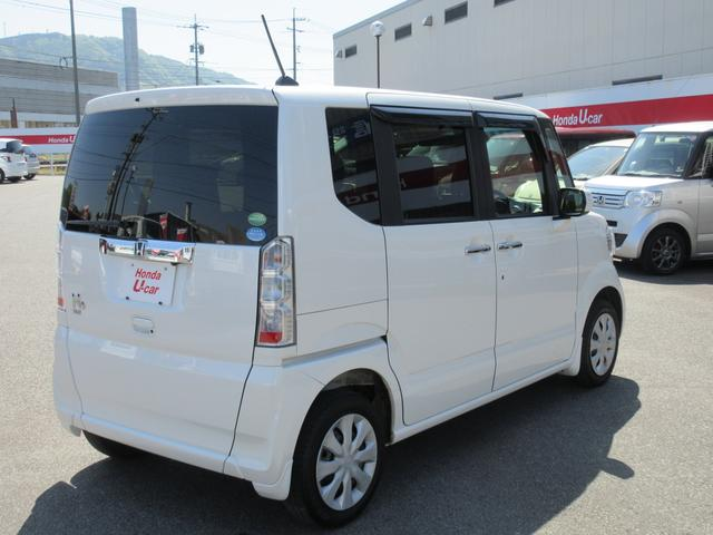 「ホンダ」「N-BOX+カスタム」「コンパクトカー」「島根県」の中古車4