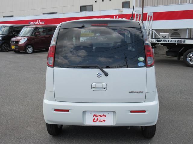 「スズキ」「MRワゴン」「コンパクトカー」「島根県」の中古車6
