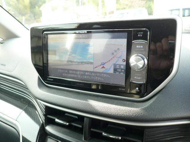 カスタム RS ハイパーSAII SDナビ・フルセグTV・ドライブレコーダー(8枚目)