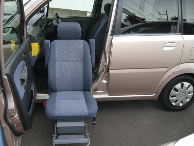 福祉車両 助手席リフトアップシート 禁煙車 4WD キーレス(7枚目)