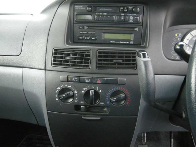 福祉車両 助手席リフトアップシート 禁煙車 4WD キーレス(16枚目)