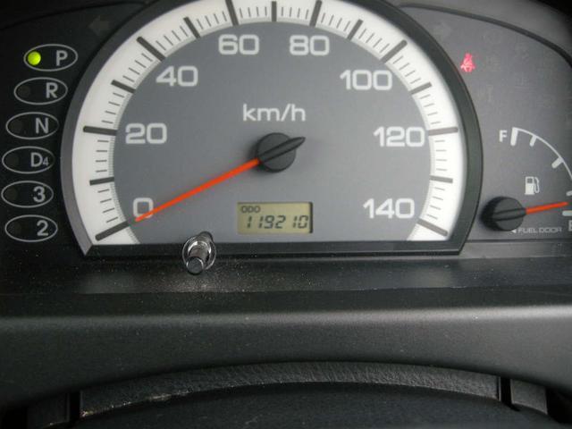 福祉車両 助手席リフトアップシート 禁煙車 4WD キーレス(19枚目)