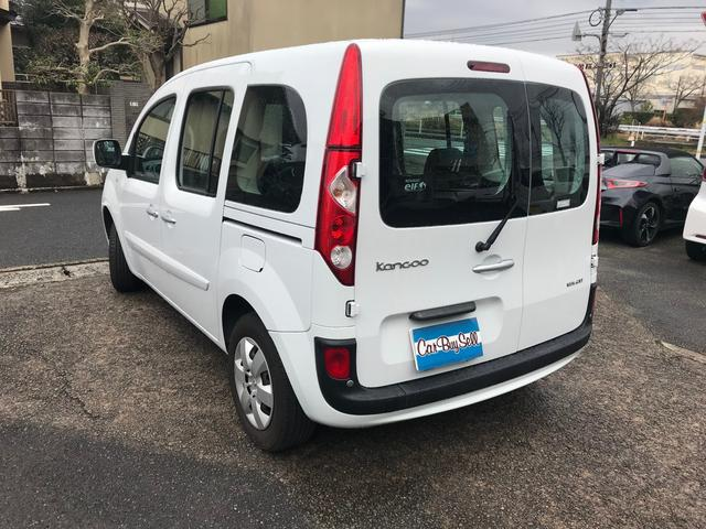 「ルノー」「 カングー」「ミニバン・ワンボックス」「鳥取県」の中古車22