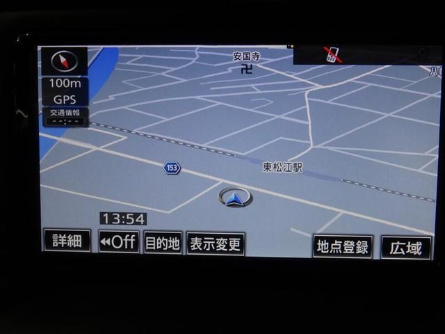 ZS ナビゲーション&フルセグTV CD&DVD再生 バックモニター LEDヘッドランプ 片側パワースライドドア 純正アルミホイール(20枚目)
