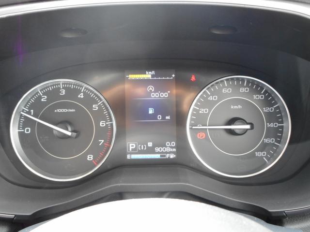 スバル インプレッサスポーツ 2.0i-S EyeSight