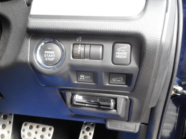 2.0XT EyeSight カロッツェリアフルセグナビ&ETC2.0&バックカメラ&ドライブレコーダー&パワーリヤゲート&サンルーフ付車両(13枚目)