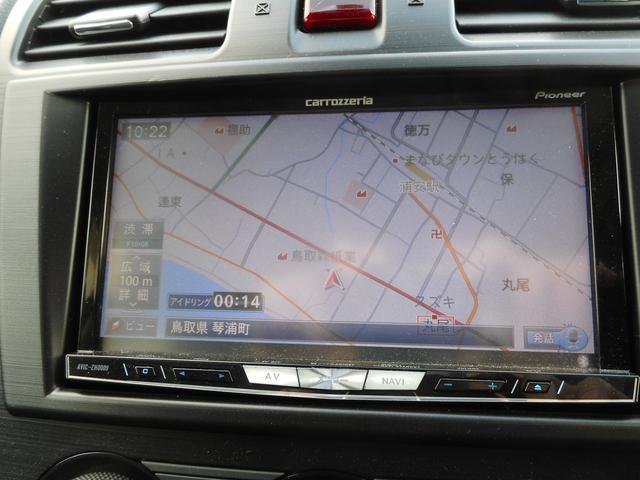 2.0XT EyeSight カロッツェリアフルセグナビ&ETC2.0&バックカメラ&ドライブレコーダー&パワーリヤゲート&サンルーフ付車両(16枚目)