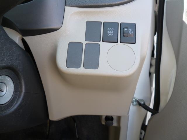 ダイハツ ミライース Xf 4WD キーレスエントリー CDステレオ
