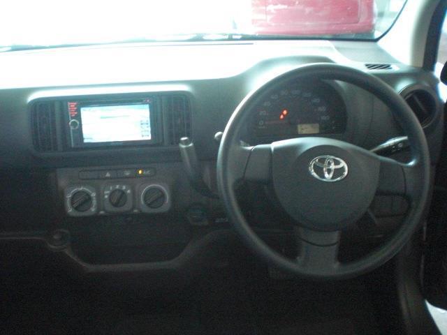 トヨタ パッソ X Lパッケージ スマートキー ワンオーナー ベンチシート