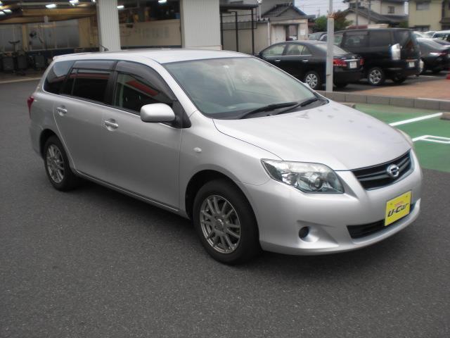 「トヨタ」「カローラフィールダー」「ステーションワゴン」「鳥取県」の中古車6