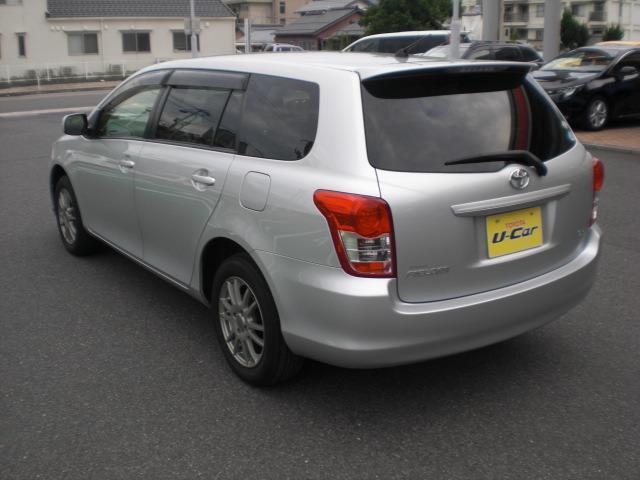 「トヨタ」「カローラフィールダー」「ステーションワゴン」「鳥取県」の中古車9