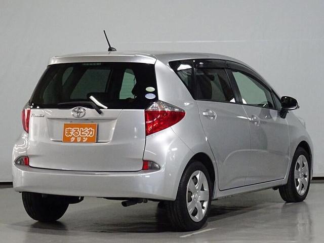 「トヨタ」「ラクティス」「ミニバン・ワンボックス」「鳥取県」の中古車3
