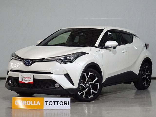 「トヨタ」「C-HR」「SUV・クロカン」「鳥取県」の中古車2