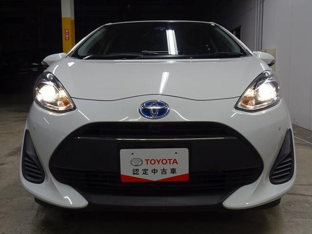 「トヨタ」「アクア」「コンパクトカー」「鳥取県」の中古車4