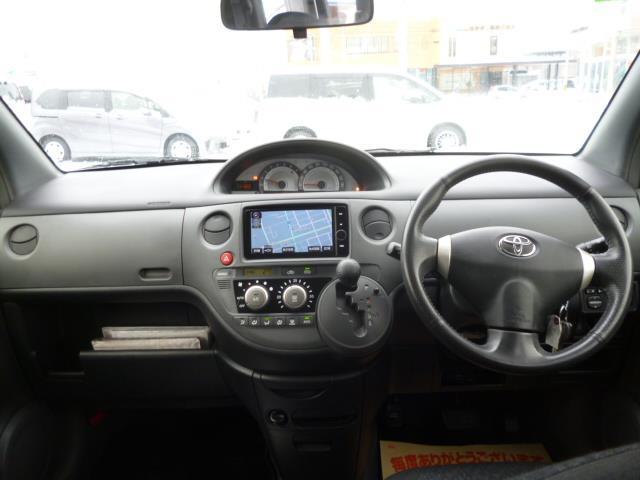 トヨタ シエンタ DICE 7人乗り 両側電動スライドドア HDDナビ
