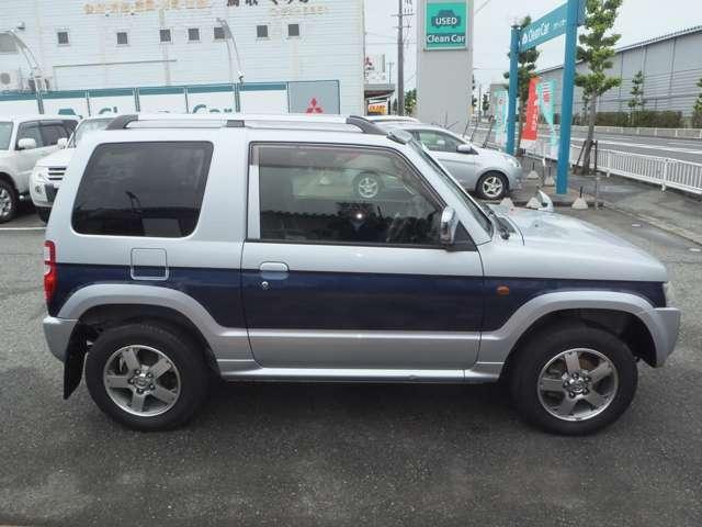 三菱 パジェロミニ 660 エクシード 4WD