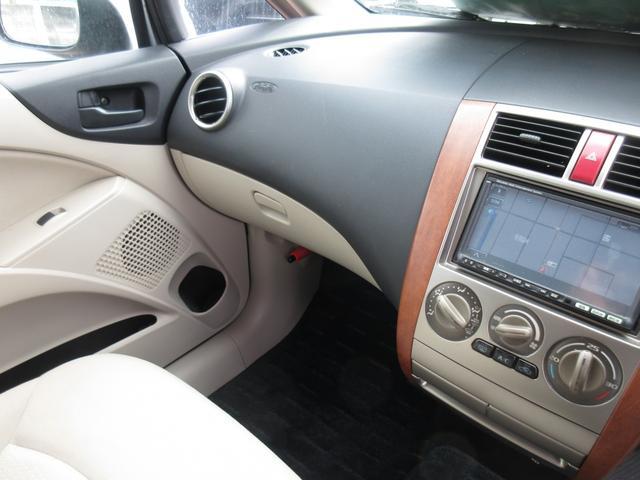 三菱 コルトプラス ベリー ナビCD キーレス 電動リアゲート ABS