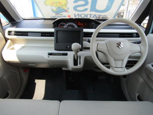センターメーターを採用しているので、視線が奥にいくのでドライブ中も確認しやすい!