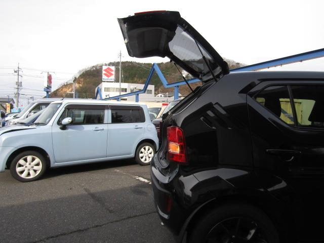 「スズキ」「イグニス」「SUV・クロカン」「鳥取県」の中古車9