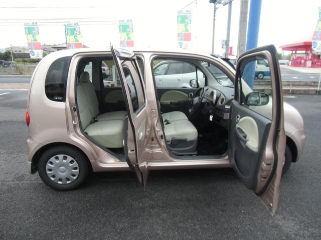 ダイハツ ムーヴラテ X・2WD・CD・キーレス付き