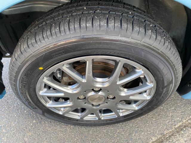 X ナビTV アラウンドビューモニタ ETC スマートキー アイドリングストップ 衝突軽減装置 新品タイヤ 新品バッテリー(12枚目)