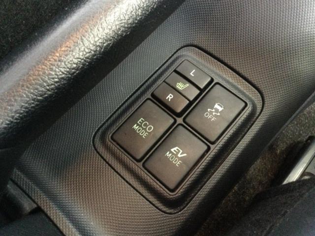 S プッシュスタート・LEDライト・フォグランプ・シートヒーター・イクリプス9インチナビ・ETC(21枚目)