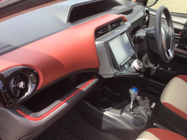 S プッシュスタート・LEDライト・フォグランプ・シートヒーター・イクリプス9インチナビ・ETC(25枚目)
