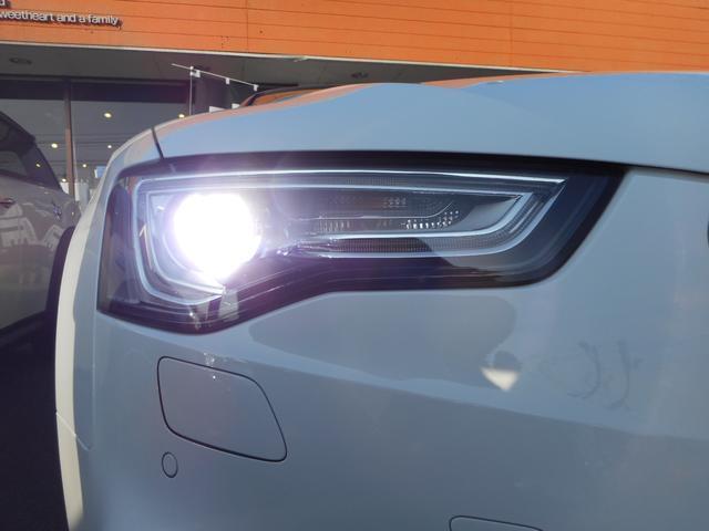 アウディ アウディ S5カブリオレ ベースグレード 車高調 革シート 外スピーカー デットニング