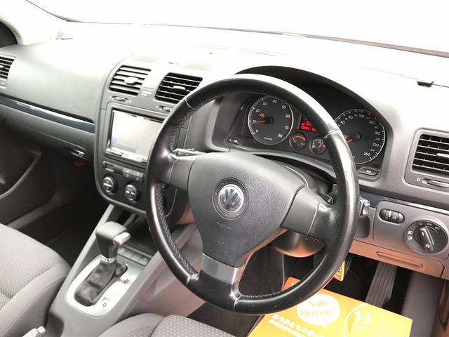 フォルクスワーゲン VW ゴルフ GT TSI ツインチャージャー HDDナビ TV ETC