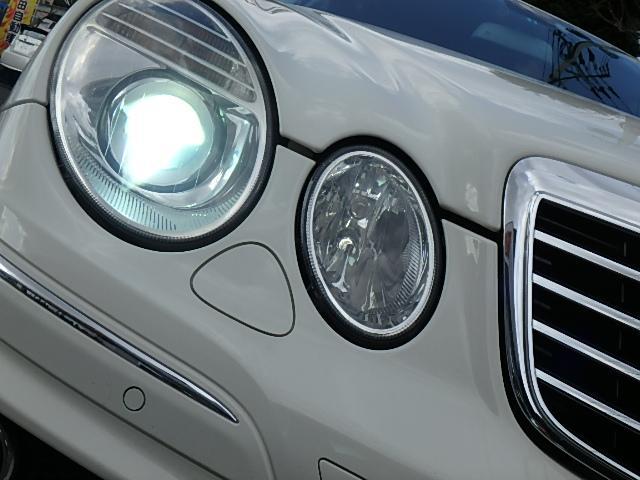 E63 AMG ディーラー車 左ハンドル 黒革シート(13枚目)