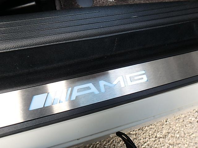 E63 AMG ディーラー車 左ハンドル 黒革シート(21枚目)