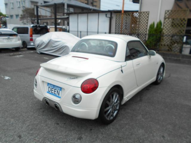 「ダイハツ」「コペン」「オープンカー」「熊本県」の中古車8